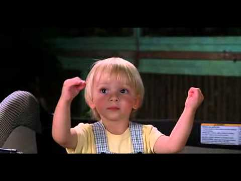 is the baby in meet fockers deaf