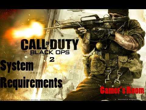 Call Of Duty Black OPS 2 System Requirements || PC Requirements || FAQ