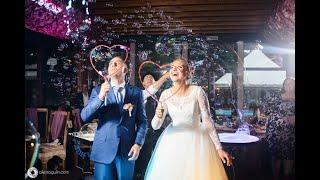 Мыльное шоу на свадьбу СПб