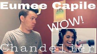 Eumee Capile - Chandelier (Wish 107.5) | REACTION