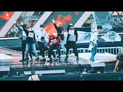 [4k Fancam/직캠]161023 방탄소년단(BTS) -  Blood, Sweat & Tears (피땀눈물) 드라이 리허설@부산 원아시아 드림콘서트