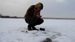 Первый выход на лед за 10 лет #зимняярыбалка