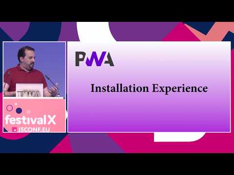 The Modern PWA Cheat Sheet By Maximiliano Firtman | JSConf EU 2019