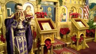 Biserica Sf Nicolae - Sf Liturghie - Grupul Coral Harisma - 10 decembrie 2016