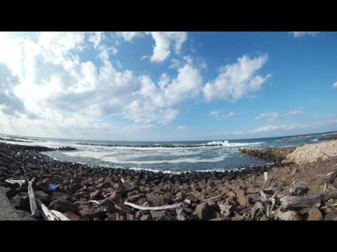 Time-lapse Sea of Japan
