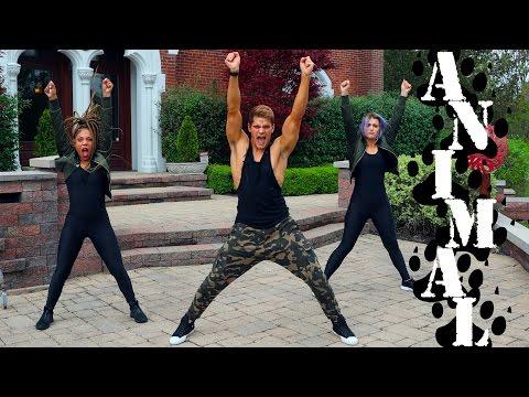 Trey Songz - Animal | The Fitness Marshall | Cardio Concert