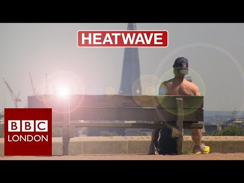 London can expect hotter summers in the future – BBC London News