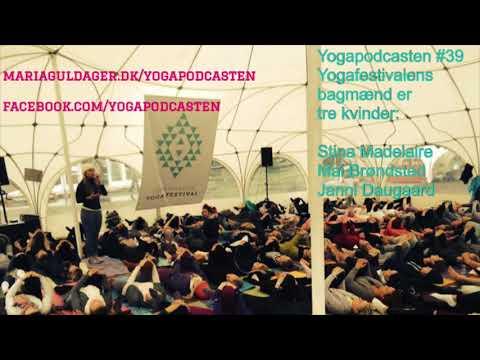 Copenhagen Yogafestival / landets største yogafestival