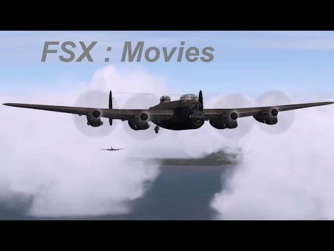 FSX : North Atlantic air ferry route 1943