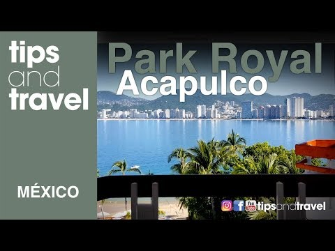 HOTEL Park Royal Acapulco (Todo incluido?), Guerrero México