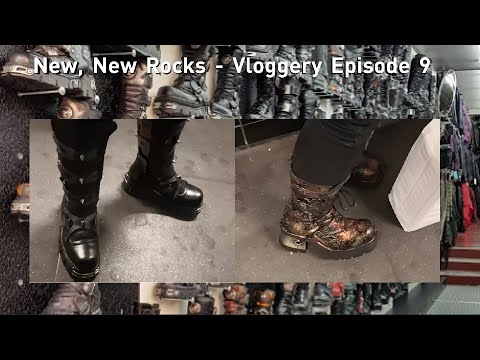 New, New Rocks - Vloggery Episode 9
