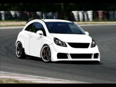 opel corsa opc virtual tuning youtube. Black Bedroom Furniture Sets. Home Design Ideas