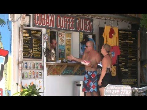 Josh Rathbone From Cuban Coffee Queen - Celebrity Chefs