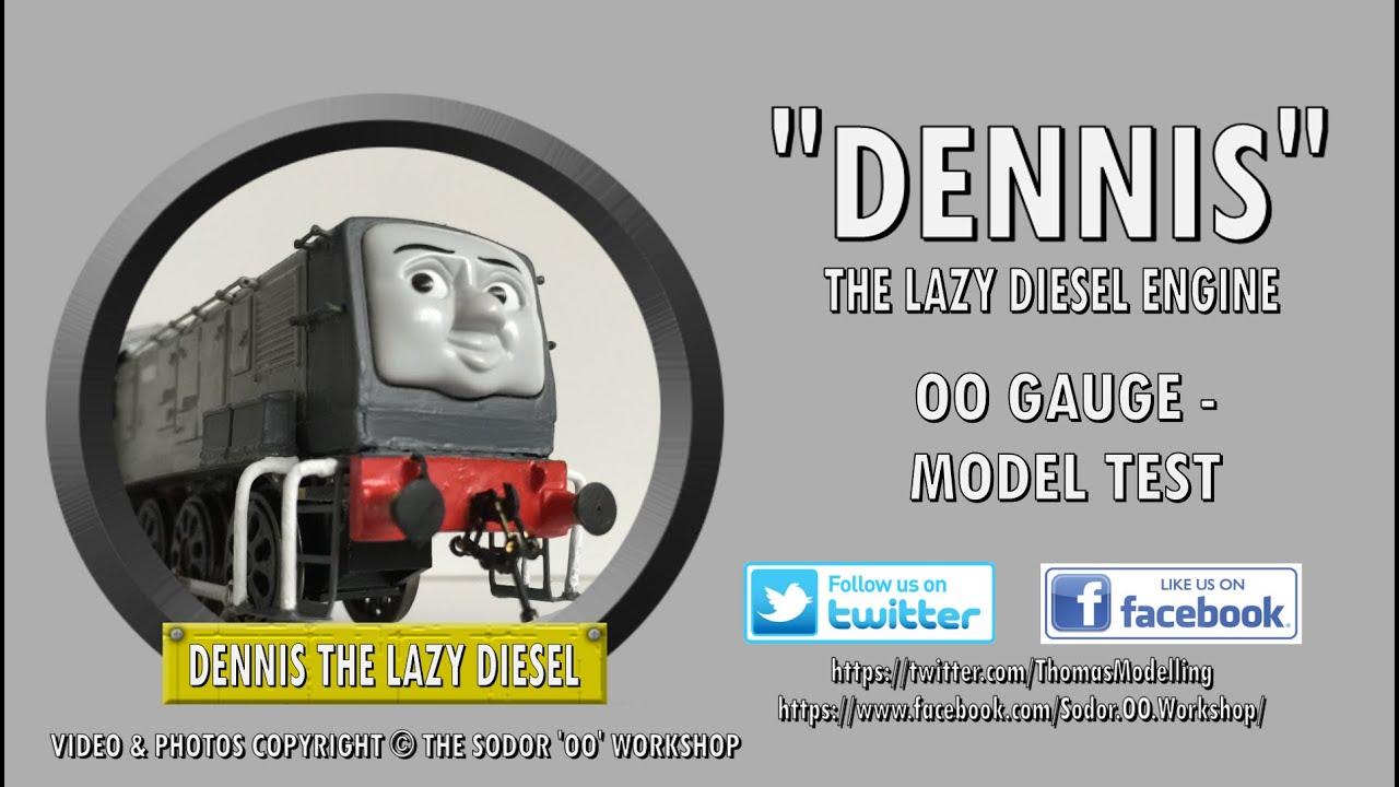 Dennis The Lazy Diesel