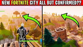 "NEW ""SECRET CITY"" UPDATE Coming to Fortnite: Battle Royale 