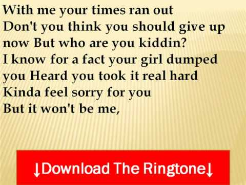 Keke palmer - The One You Call lyrics