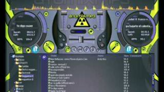 Mezcla De Reggaeton con Atomix , DJ rasty
