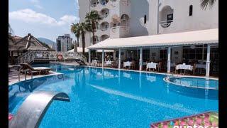 Hawaii hotel marmaris Turkey Хаваи отель Мармарис отзывы обзор Турция