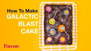 How to Make a Galaxy Cake | Parents