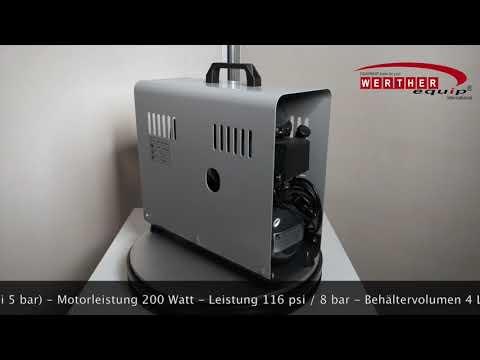 Sil-Air 30D Flüsterkompressor (silent compressor)