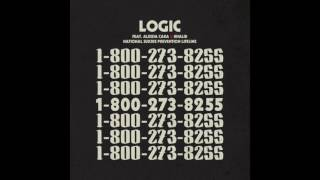 Logic - 1-800-273-8255 ft. Alessia Cara & Khalid ( Audio)