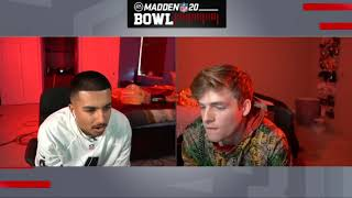 Two of the Top Madden Pros Square Off in the Madden Bowl: PAVAN vs. YOUNG KIV