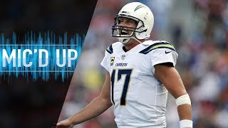 "Philip Rivers Mic'd Up vs. 49ers ""I Don't Want To Go Crazy!"" 