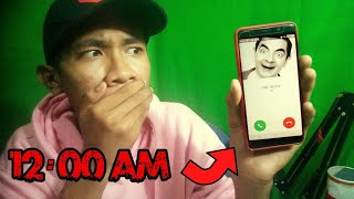 Download Video JANGAN PERNAH TELEPON MR. BEAN JAM 12 MALAM!! CHALLENGE GONE WRONG!! MP3 3GP MP4