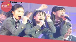 お笑いタレント博多華丸(47)の次女で、アイドルユニットさくら学院...