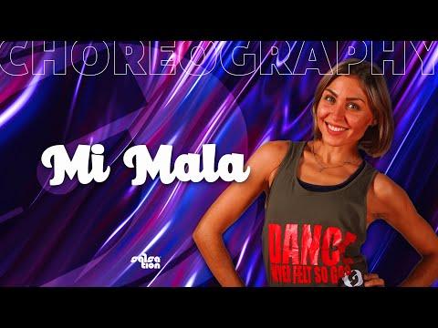 Mi Mala - Karol G Ft. Mau Y Ricky - Salsation® Choreography By SMT Natasha Bakhmat