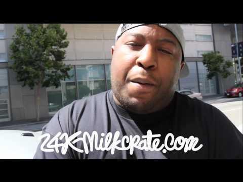 """24KMilkCrateTV Presents: The Jacka """"The D-Boy Era"""""""