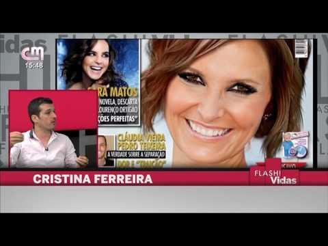 Cristina Ferreira Traida pelo Ex Marido António Casinhas