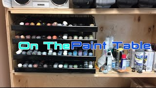 On the Paint Table - 03/19/16 - Fallout / This is Not a Test