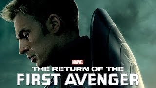 """CAPTAIN AMERICA 2 - The Return Of The First Avenger"" 
