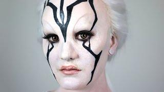 Star Trek Jaylah Prosthetic Makeup Overview | Freakmo