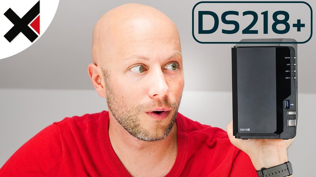 synology diskstation ds218 review deutsch idomix. Black Bedroom Furniture Sets. Home Design Ideas