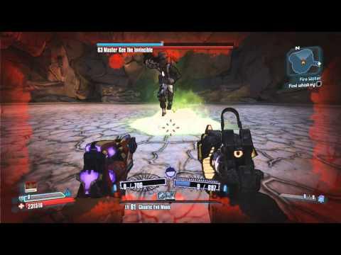 Borderlands 2: Hyperius The Invincible  UVHM  52 Seconds