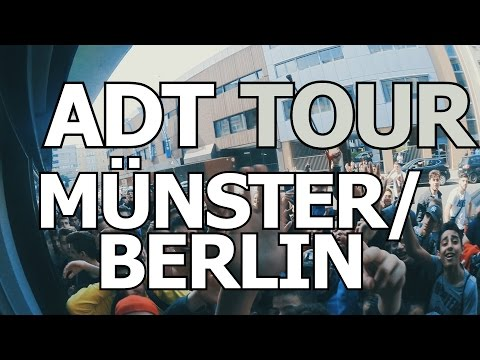 Majoe ✖️ ADT TOUR ✖️  [ MÜNSTER/ BERLIN ]