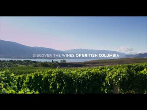 Experience the Wines of British Columbia