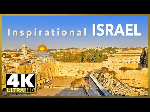 Israel & Palestine, 4K Stock Video Footage Highights