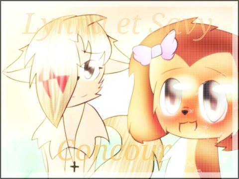 Speedpaint Lynna et Savy (concour pour Akemi lps)