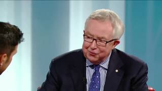 Right Honourable Joe Clark On George Stroumboulopoulos Tonight Interview