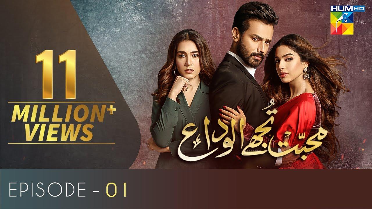 Download Mohabbat Tujhe Alvida Episode 1   English Subtitles   HUM TV Drama 17 June 2020