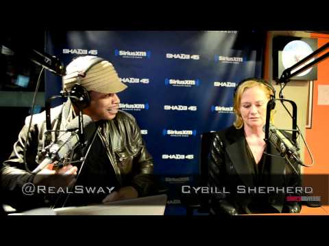 Cybill Shepherd Talks Sex with Elvis Presley on #SwayInTheMorning