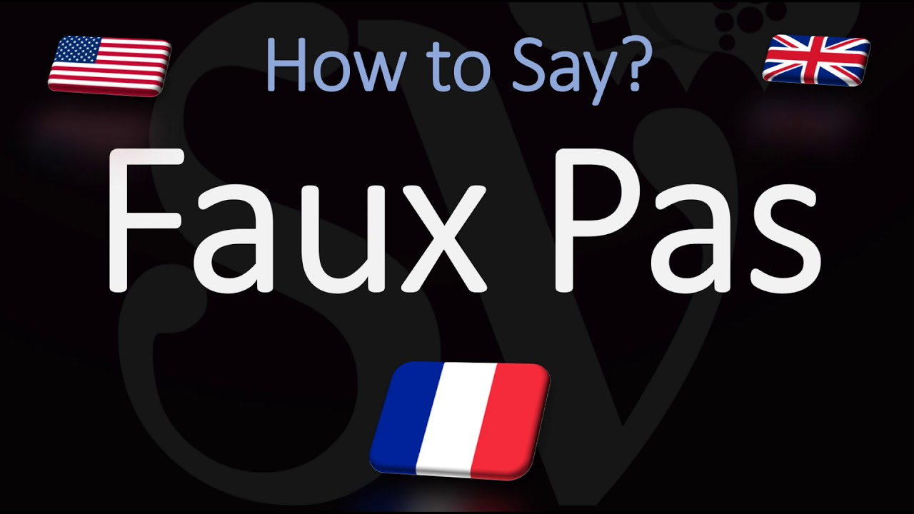 How to Pronounce Gauche? (CORRECTLY) - YouTube