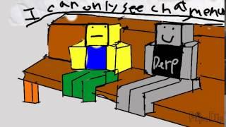 ROBLOX animated comic