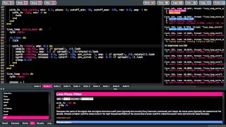 Daft Punk - Aerodynamic with Sonic Pi