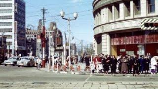 【驚愕】1950年代の貴重な日本の写真!嘘のような本当の発見された1950年代の日本の写真が凄すぎる…衝撃!【驚愕】