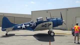 Planes of Fame Living History: Douglas SBD Dauntless