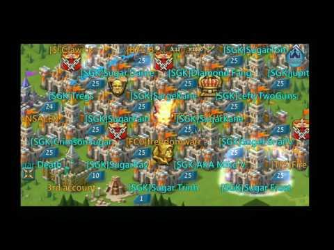 SGK Zeros 414 Million Might Castle.